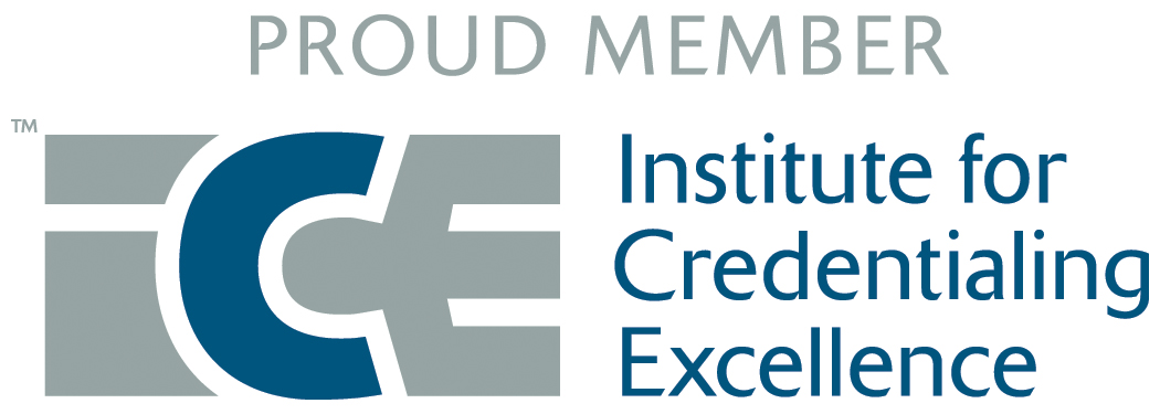 Institute Credentialing Excellence Accreditation Member PM Project Management Certification